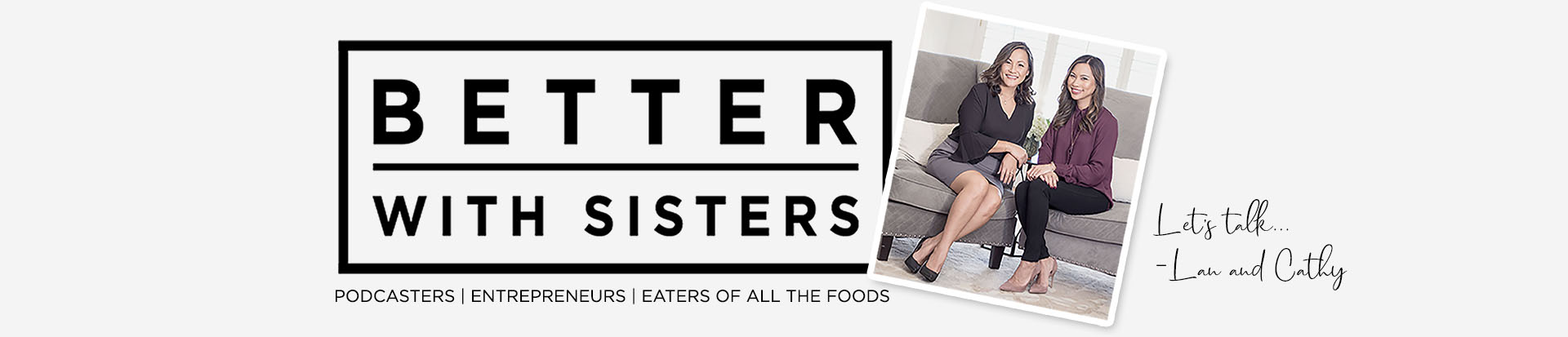 Better With Sisters Logo